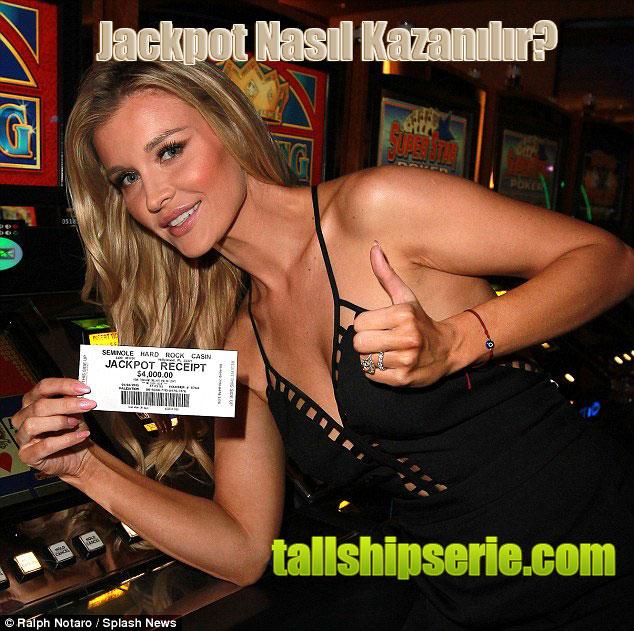 casino jackpot, jackpot nasıl kazanılır?