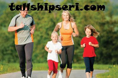 spor, sağlıklı besinler, yağ yakma