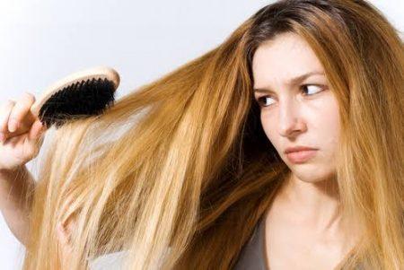 kırık saç bakımı, kırık saça nasıl bakım yapılır, saç kırığı bakımı